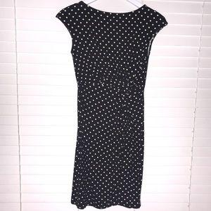 Merona Dresses - Merona Polka Dot Knot Dress